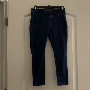 Banana republic petite jeans